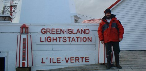 Wild Whales Observer Profile:  Serge Pare
