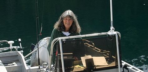 Wild Whales Observer Profile:  Susan MacKay