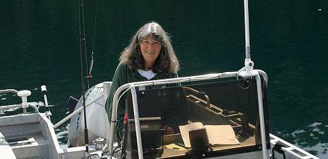 Wild Whales Observer Profile:  Susan MacKay