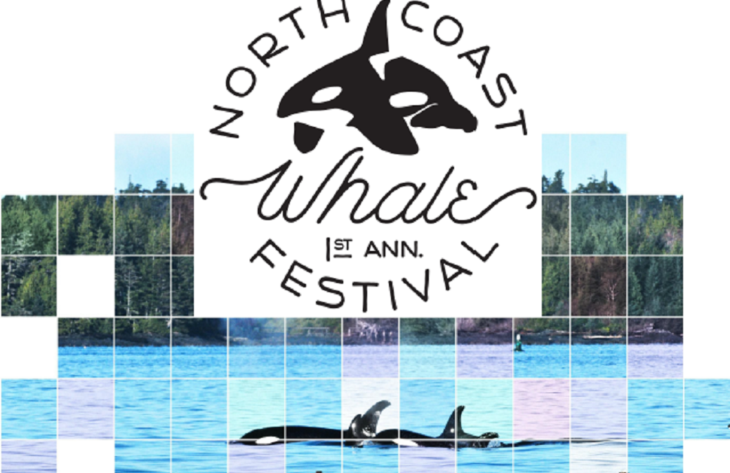 1st Annual North Coast Whale Festival to be held in Prince Rupert