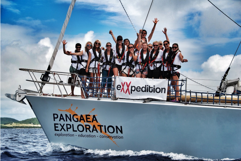 eXXpedition: Women on a Mission for Science