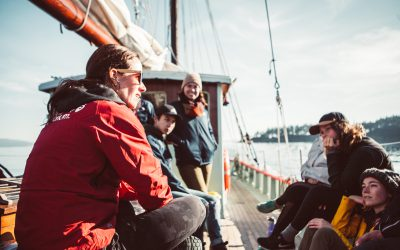 Setting Sail for Ocean Conservation